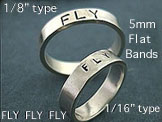 2 rings - fly fly fly