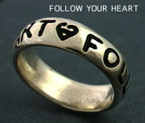 ring -  follow your heart